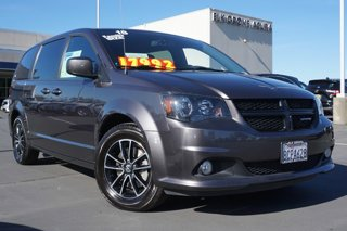 Used 2018 Dodge Grand Caravan SE Plus Wagon Mini-van, Passenger