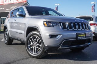Used 2020 Jeep Grand Cherokee Limited 4x4 Sport Utility
