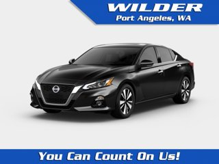 New 2019 Nissan Altima 2.5 SV AWD Sedan