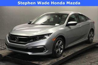 Used 2019 Honda Civic Sedan LX CVT