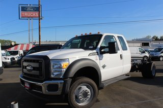 New 2016 Ford Super Duty F-550 DRW 4WD SuperCab 186 WB 84 CA XL