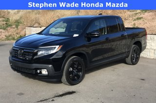 Used 2017 Honda Ridgeline Black Edition 4x4 Crew Cab 5.3' Bed