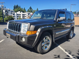 Used-2006-Jeep-Commander-4dr-Limited-4WD