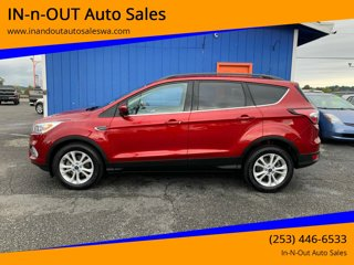 Used 2018 Ford Escape SEL FWD