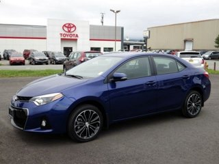 New 2016 Toyota Corolla 4dr Sdn Man S Plus