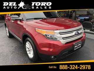 Used 2013 Ford Explorer FWD 4dr XLT