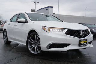 New 2020 Acura TLX 3.5L FWD w-Technology Pkg 4dr Car