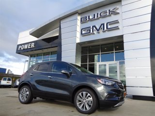 New 2017 Buick Encore FWD 4dr Preferred