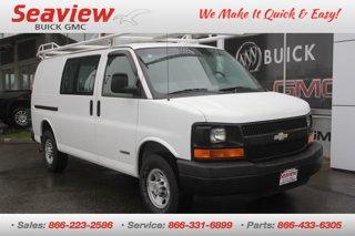 2005 Chevrolet Express Cargo Van 3500 135 WB RWD