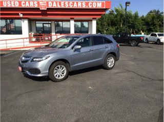 Used 2016 Acura RDX Sport Utility 4D