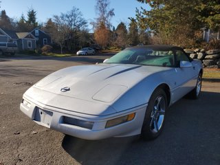 Used 1996 Chevrolet Corvette 2dr Convertible