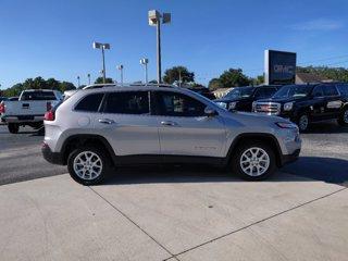 Used 2018 Jeep Cherokee in Lakeland, FL