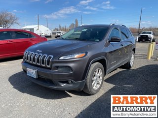 Used 2014 Jeep Cherokee 4WD 4dr Latitude