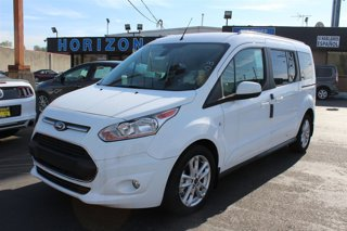 New 2015 Ford Transit Connect Wagon 4dr Wgn LWB Titanium w-Rear Liftgate
