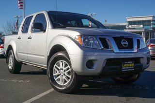 Used 2019 Nissan Frontier SV Crew Cab Pickup
