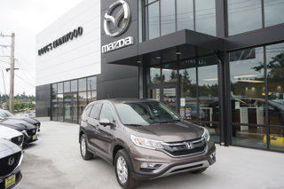 Used 2015 Honda CR-V AWD 5dr EX