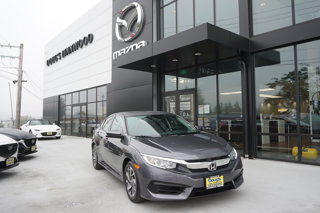 Used 2016 Honda Civic Sedan 4dr CVT EX