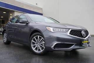New 2020 Acura TLX 2.4L FWD w-Technology Pkg 4dr Car