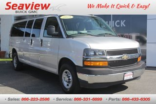 2018 Chevrolet Express Passenger RWD 3500 155 LT