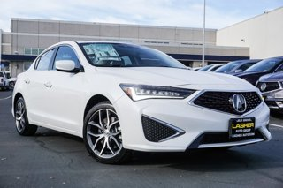 New 2020 Acura ILX Sedan w-Premium Pkg 4dr Car