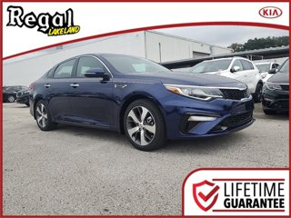 New 2020 KIA Optima in Lakeland, FL