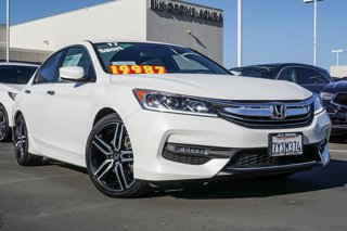 Used 2017 Honda Accord Sedan Sport CVT 4dr Car