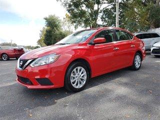 Used 2018 Nissan Sentra in Lakeland, FL