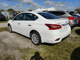 Used 2017 Nissan Sentra in Lakeland, FL
