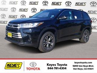 New-2019-Toyota-Highlander-LE-I4-FWD