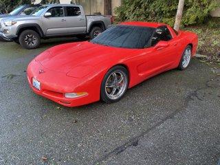 1997 Chevrolet Corvette 2dr Cpe