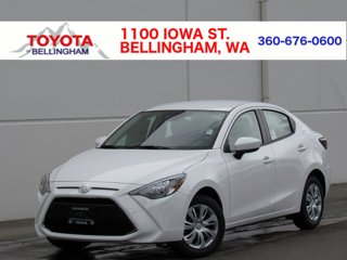 New 2019 Toyota Yaris 4-Door L Manual