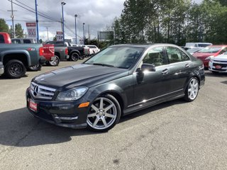 2012-Mercedes-Benz-C-Class-4dr-Sdn-C-300-Luxury-4MATIC