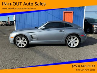 Used 2004 Chrysler Crossfire 2dr Cpe