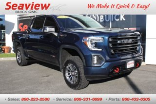 2019 GMC Sierra 1500 4WD Crew Cab 147 AT4