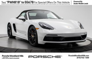 New 2019 Porsche 718 Boxster GTS Roadster