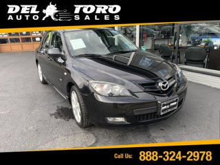 Used 2007 Mazda3 5dr HB Manual s Grand Touring