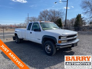 Used 1998 Chevrolet C-K 3500 Ext Cab 155.5 WB 4WD DRW