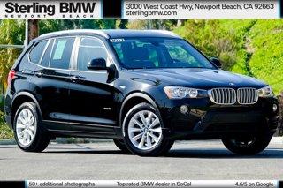 2017-BMW-X3-sDrive28i-Sports-Activity-Vehicle