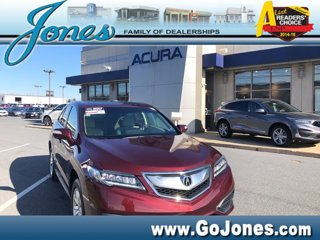 Used 2017 Acura RDX AWD w-Technology Pkg