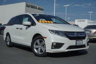 Used 2018 Honda Odyssey EX-L Auto Mini-van, Passenger