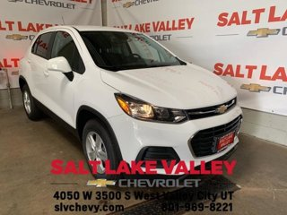 New 2021 Chevrolet Trax AWD 4dr LS