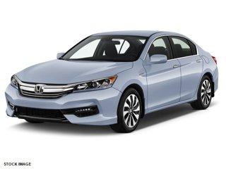 New 2017 Honda Accord Hybrid Sedan
