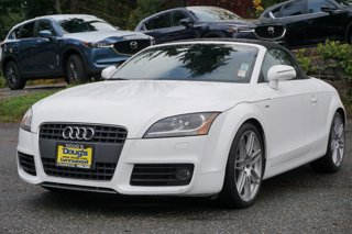 Used 2009 Audi TT 2dr Rdstr AT 2.0T FrontTrak Prem
