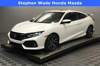 Used 2018 Honda Civic Si Coupe Manual