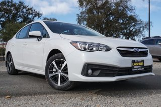 New 2020 Subaru Impreza Premium 4-door CVT 4dr Car