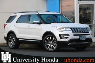 Used 2017 Ford Explorer Platinum 4WD