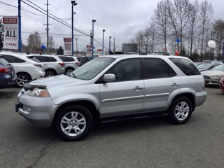 Used 2004 Acura MDX 4dr SUV Touring Pkg w-Navigation