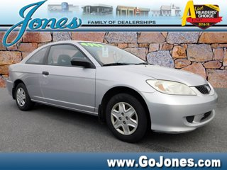 Used 2004 Honda Civic 2dr Cpe VP Auto