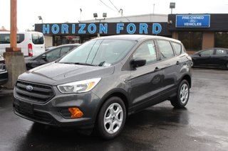 New 2017 Ford Escape S FWD