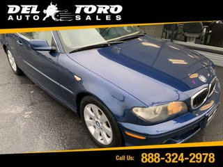 Used 2006 BMW 3 Series 325Ci 2dr Convertible